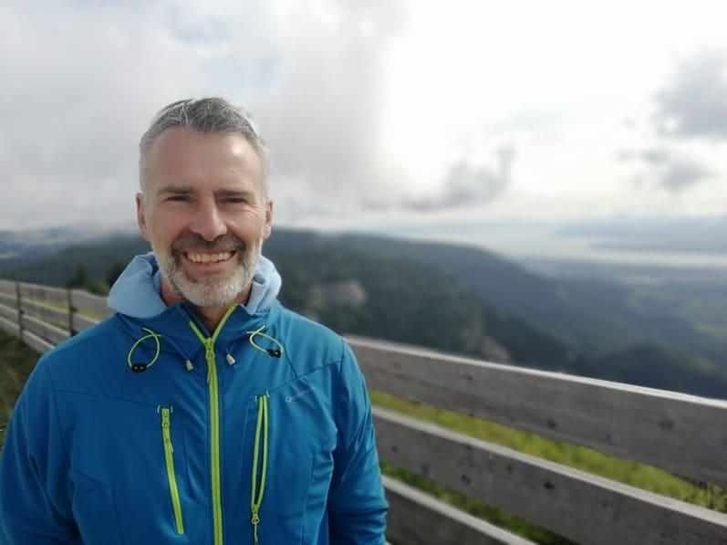 Eric Aujogue, fondateur et dirigeant de 109 Exploration, l'école buissonnière au service de la transformation digitale